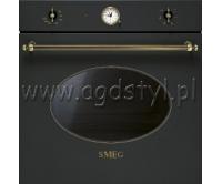 SMEG SF800AO - PIEKARNIK SMEG COLONIALE