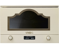 SMEG MP722PO - MIKROFALA DO ZABUDOWY